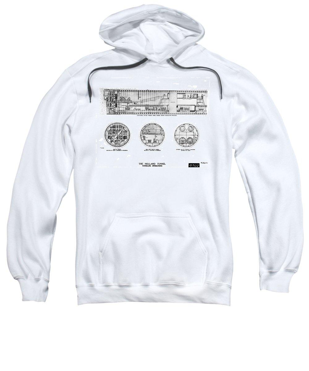Holland Tunnel Hooded Sweatshirts T-Shirts