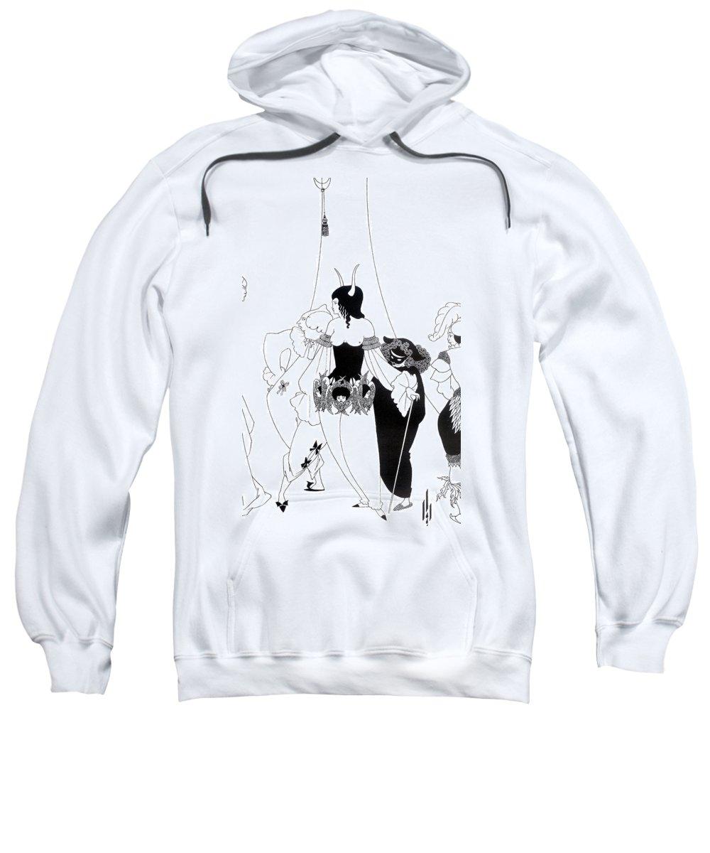 Masque Drawings Hooded Sweatshirts T-Shirts