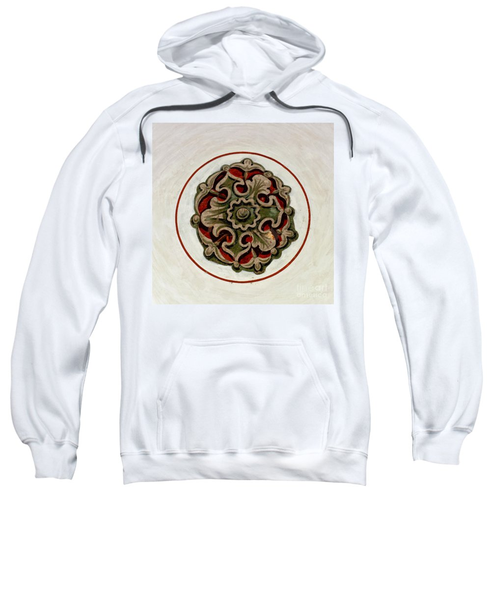 Art Sweatshirt featuring the photograph Islamic Art 02 by Antony McAulay