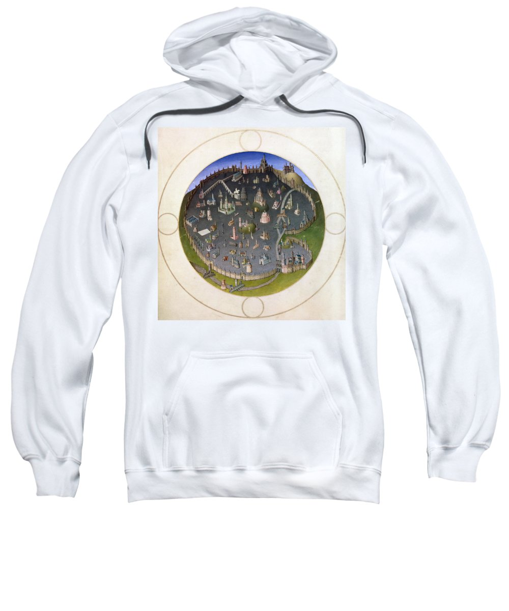 15th Century Sweatshirt featuring the photograph Italy: Rome, 15th Century by Granger