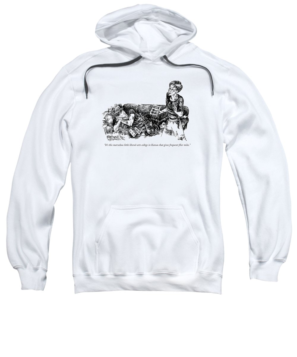 Black College Sweatshirts For Sale | Kuenzi Turf & Nursery