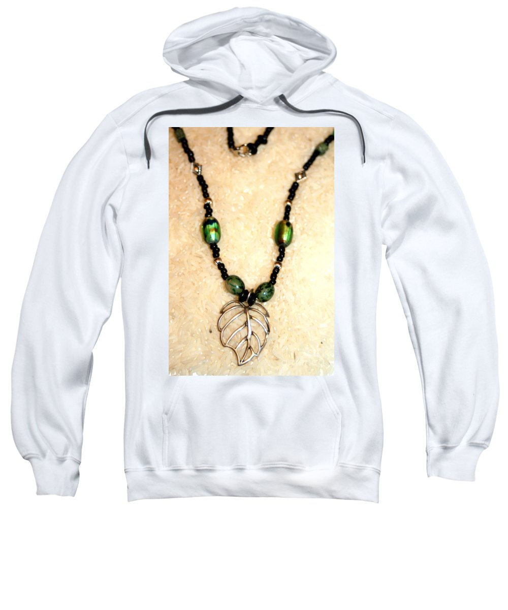 Jewelry Sweatshirt featuring the photograph Jewelry Photography 3 by Lesa Fine