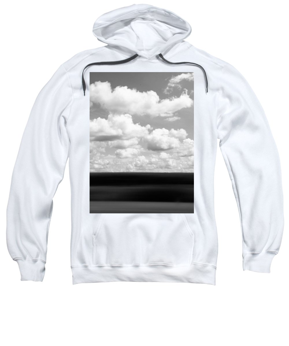 Landscape Layers In The Midwest Sweatshirt featuring the photograph Landscape Layers In The Midwest by Dan Sproul