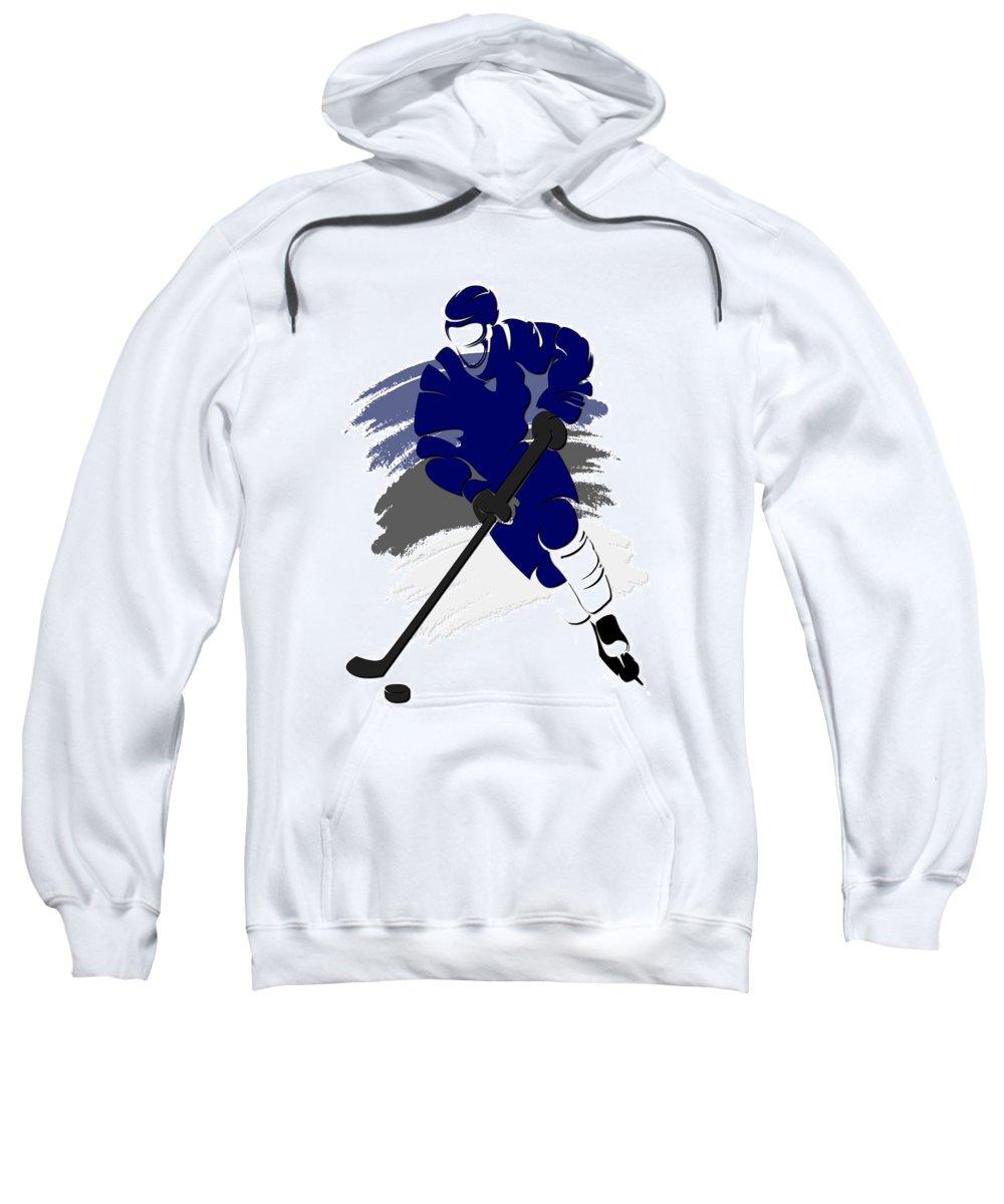 Lightning Sweatshirt featuring the photograph Lightning Shadow Player2 by Joe Hamilton