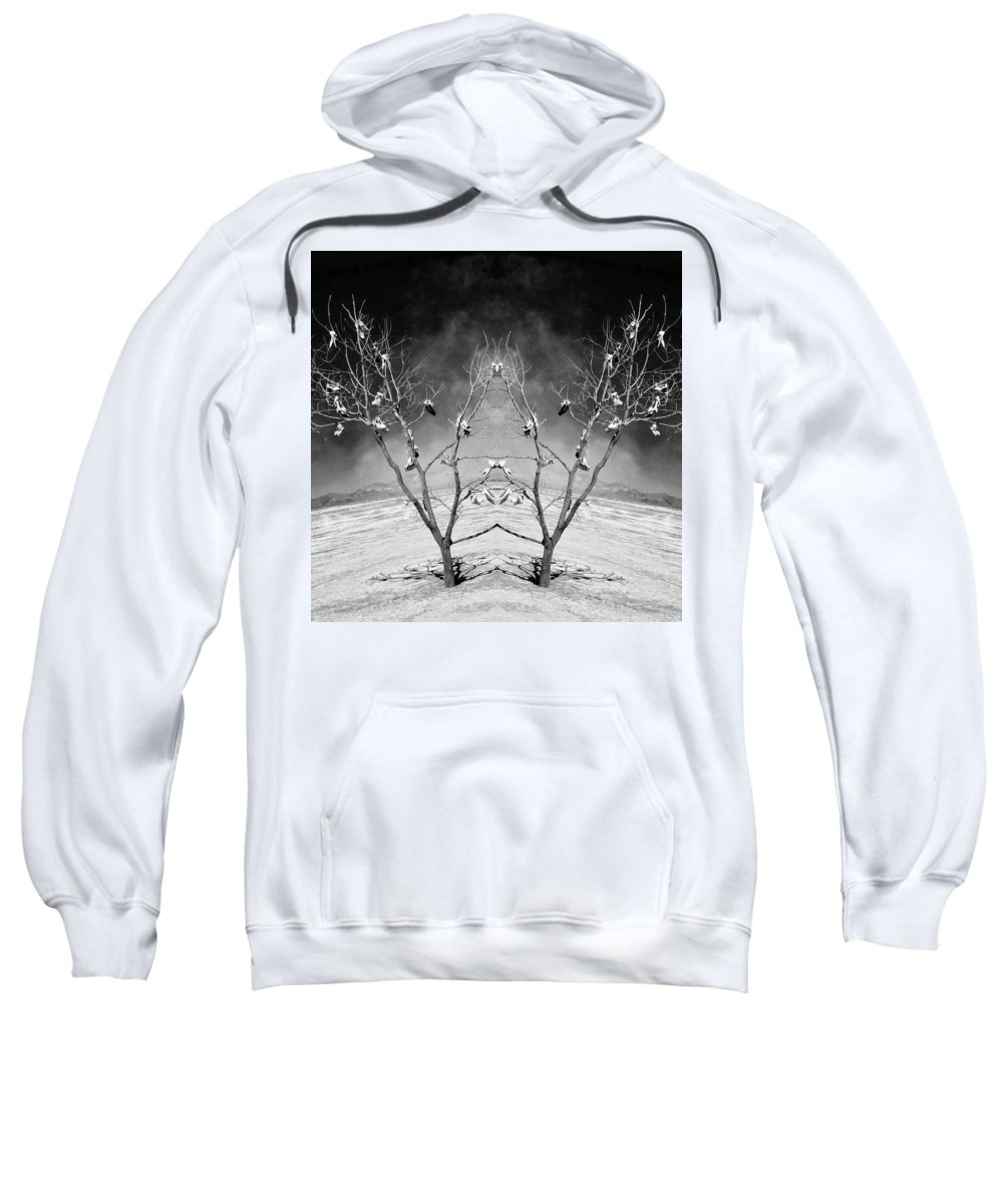 Lost Soles Sweatshirt featuring the photograph Lost Soles by Dominic Piperata