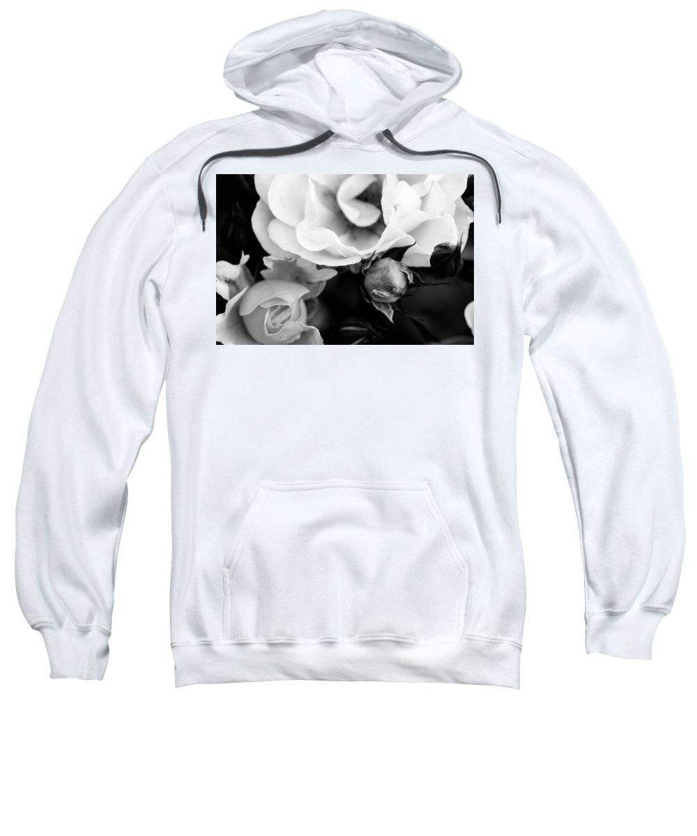 Flowers Sweatshirt featuring the photograph Lots Of Love by Mary Hahn Ward