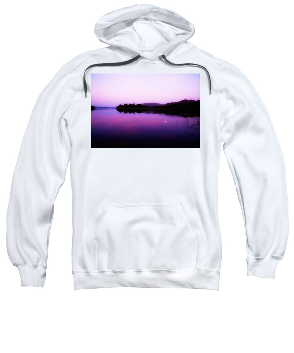 Lakes Sweatshirt featuring the photograph Lough Gill Ireland by The Irish Image Collection
