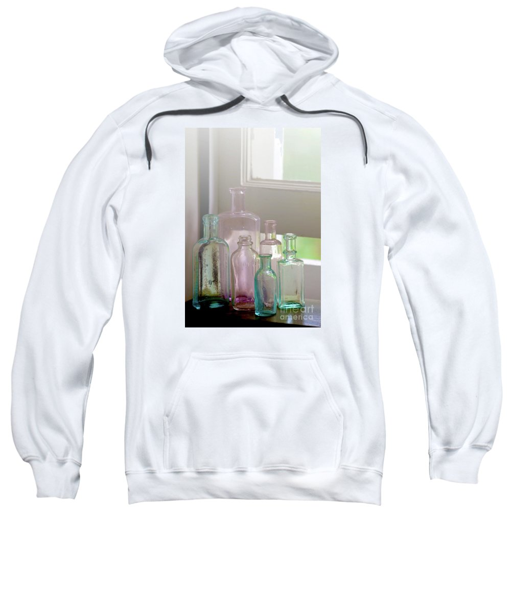Festblues Sweatshirt featuring the photograph Memories Of Forgotten Times.. by Nina Stavlund