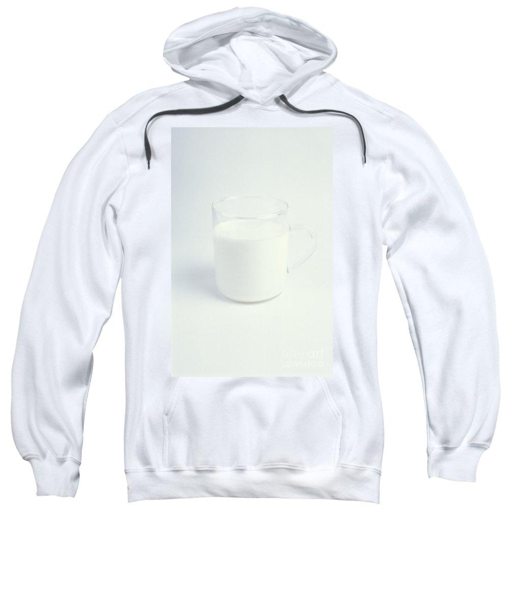 Milk Sweatshirt featuring the photograph Milk Is Good by Lana Enderle