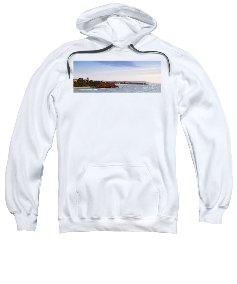 Australia Sweatshirt featuring the photograph Mornington Peninsula by Tim Hester