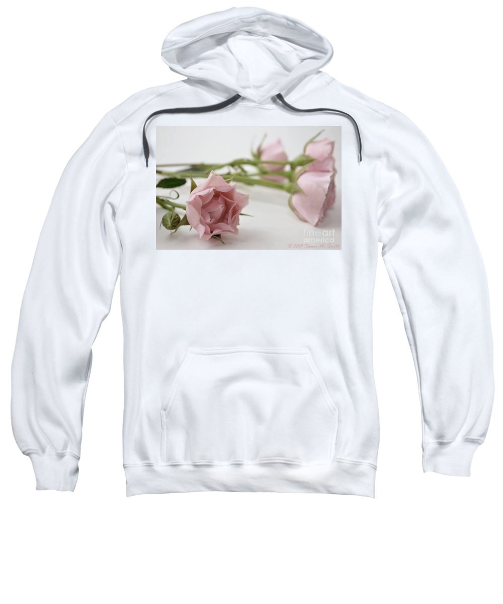 Photography Sweatshirt featuring the photograph Old Fashioned by Susan Smith