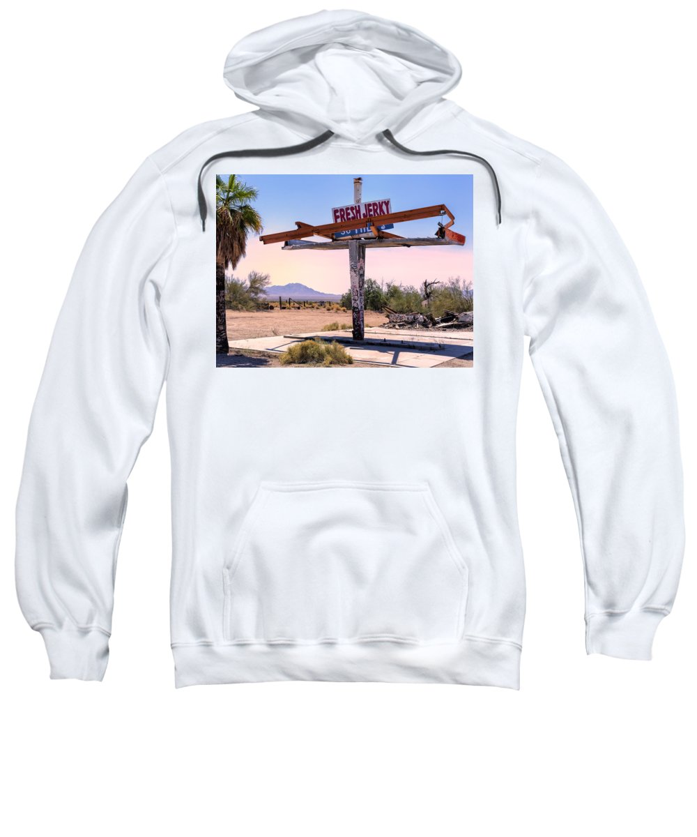 Oxymoronic Sweatshirt featuring the photograph Oxymoron by Dominic Piperata