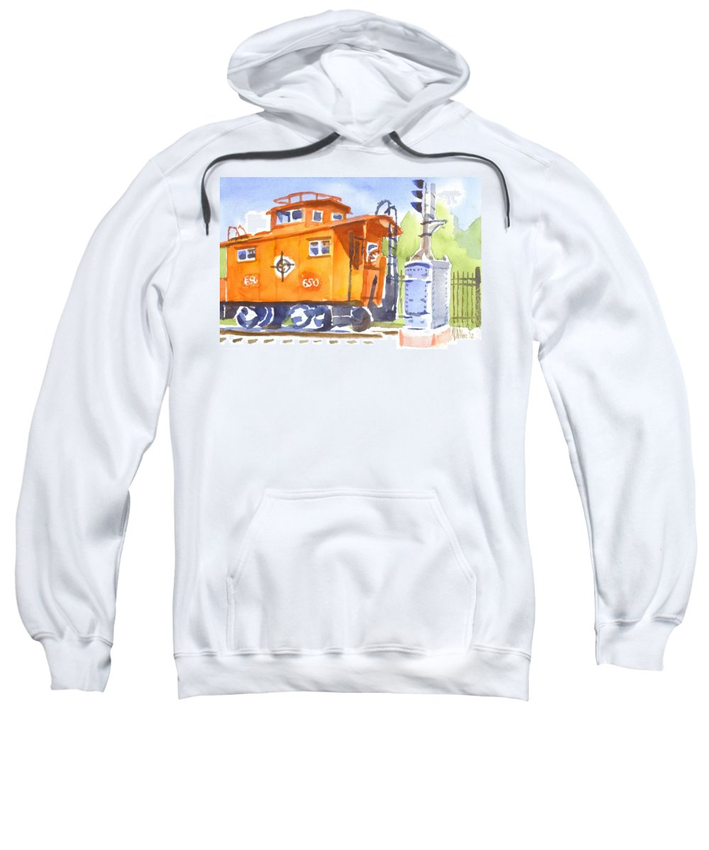 Red Caboose Sweatshirts