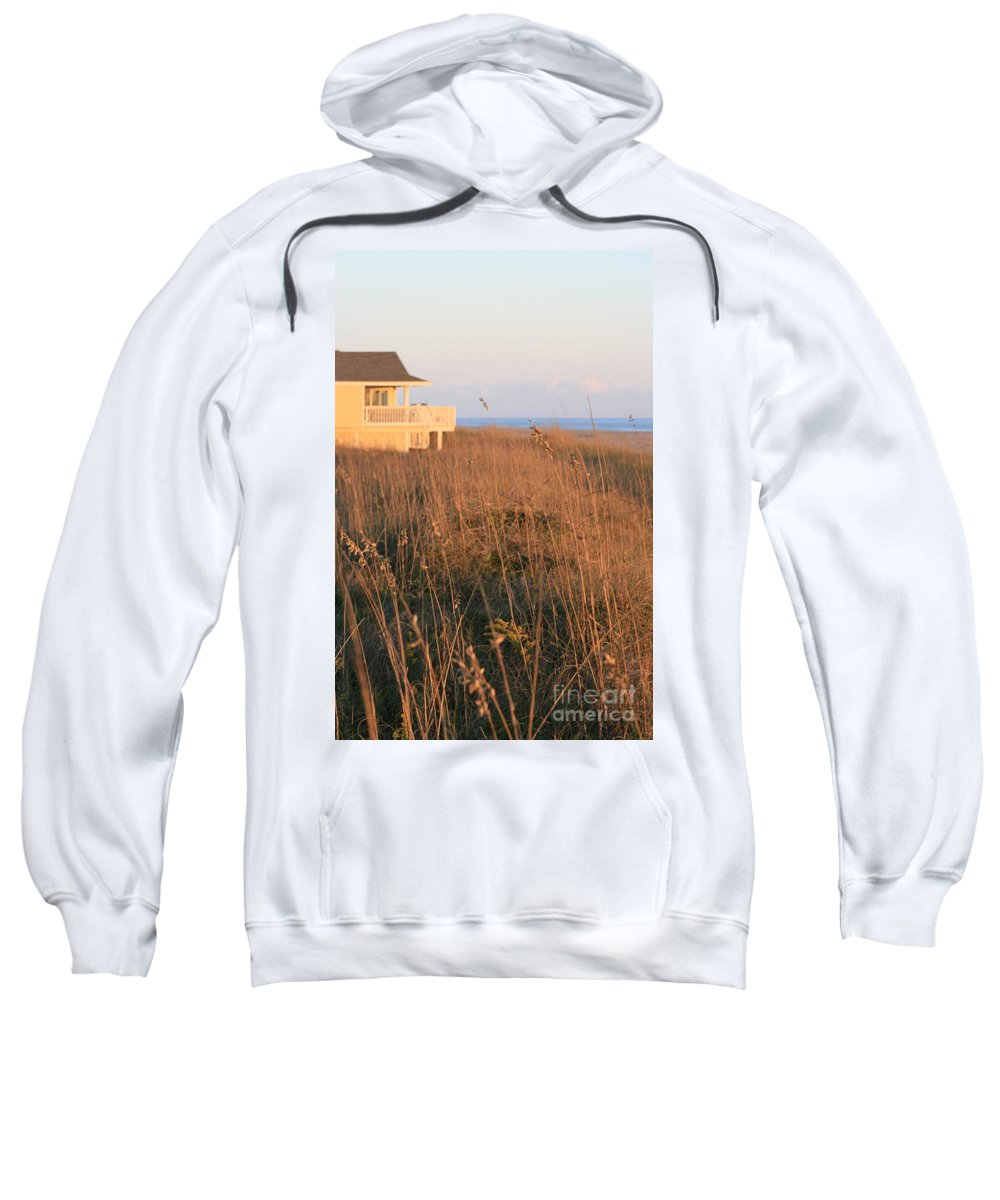 Relaxation Sweatshirt featuring the photograph Relaxation by Nadine Rippelmeyer