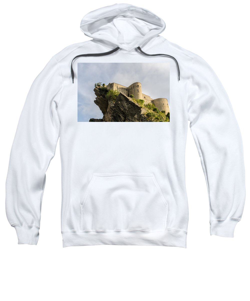 Landscape Sweatshirt featuring the photograph Riding The Wings Of Eternity by Andrea Mazzocchetti