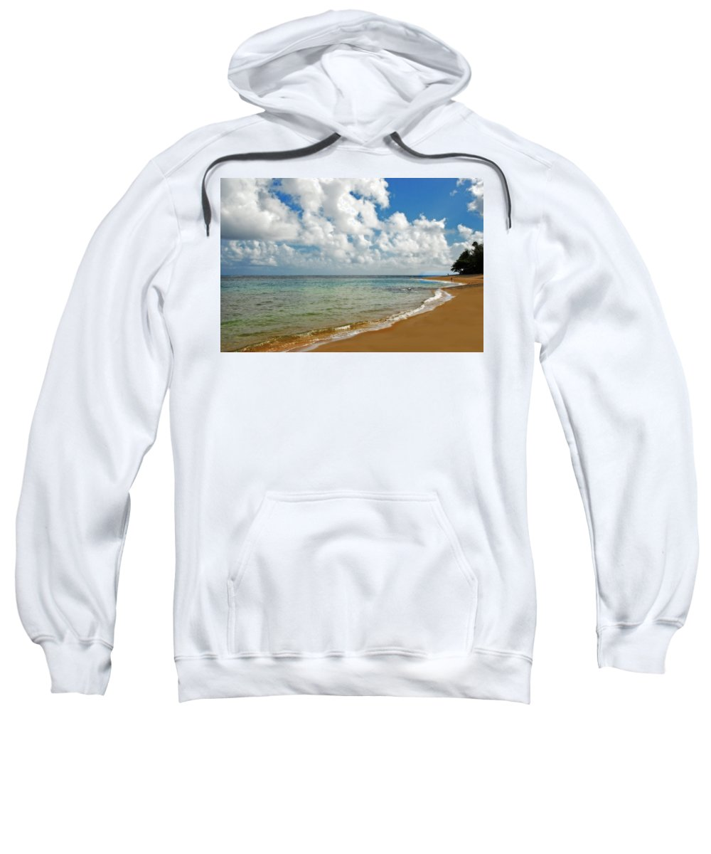 Landscape Sweatshirt featuring the photograph Serenity by Lynn Bauer