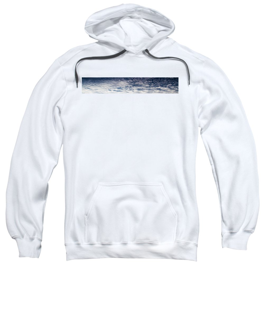 Sky Sweatshirt featuring the photograph Sky 009 by Agustin Uzarraga