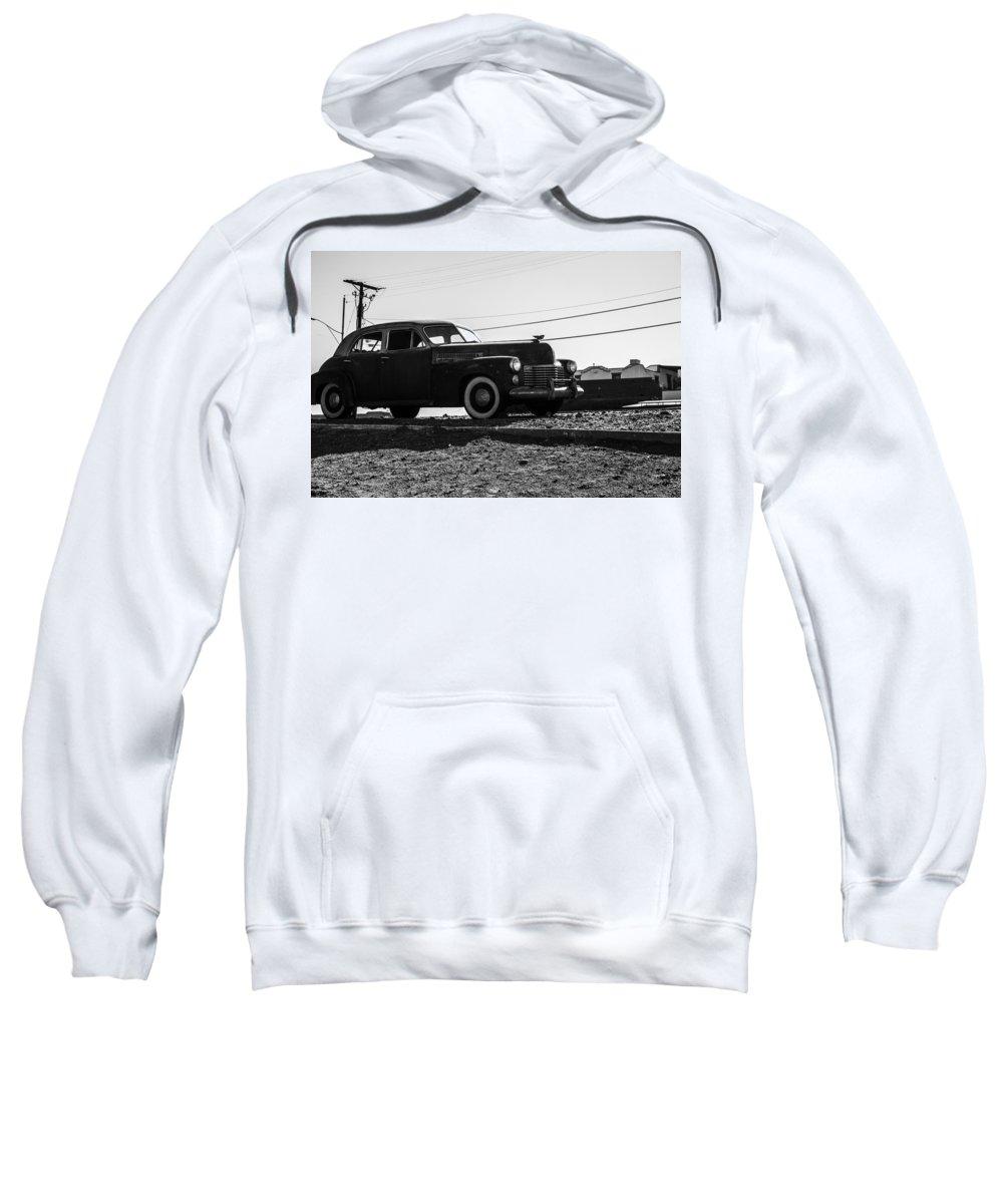 Route 66 Sweatshirt featuring the photograph Sleek by Angus Hooper Iii