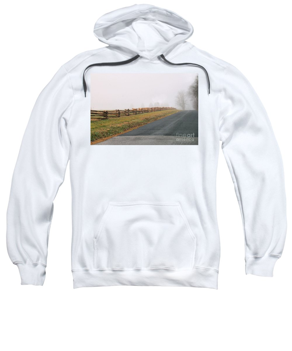 Photography Sweatshirt featuring the photograph Take Me Home by Susan Smith