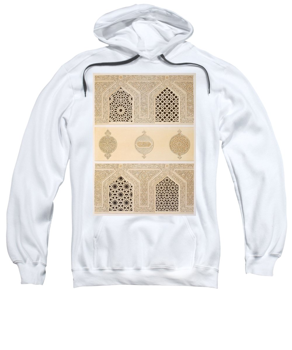 Architectural Drawings Hooded Sweatshirts T-Shirts