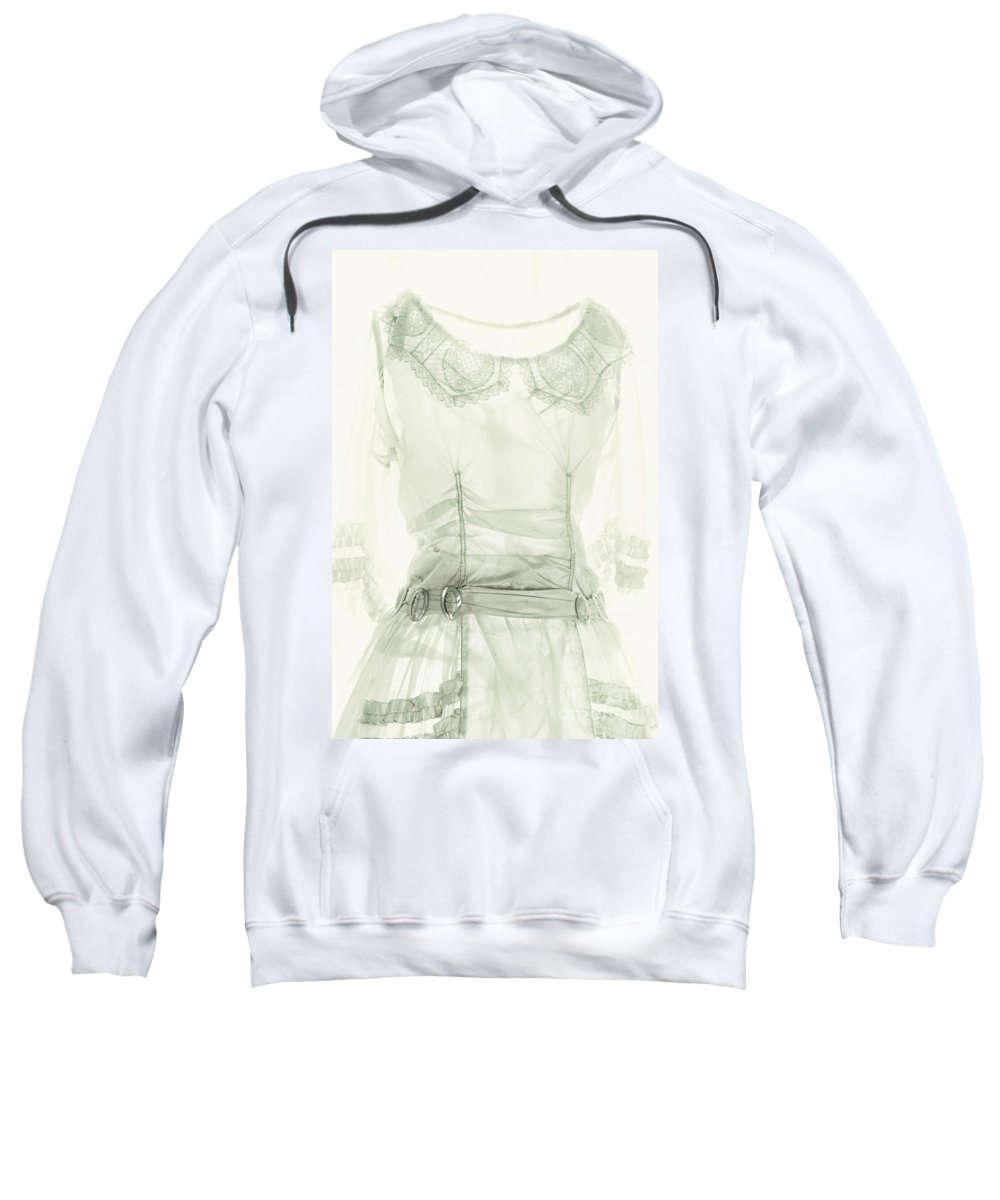 Antique Sweatshirt featuring the photograph Transparent by Margie Hurwich