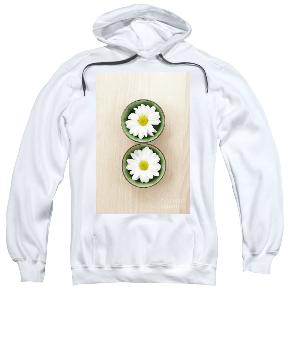 2 Sweatshirt featuring the photograph Two by Anne Gilbert