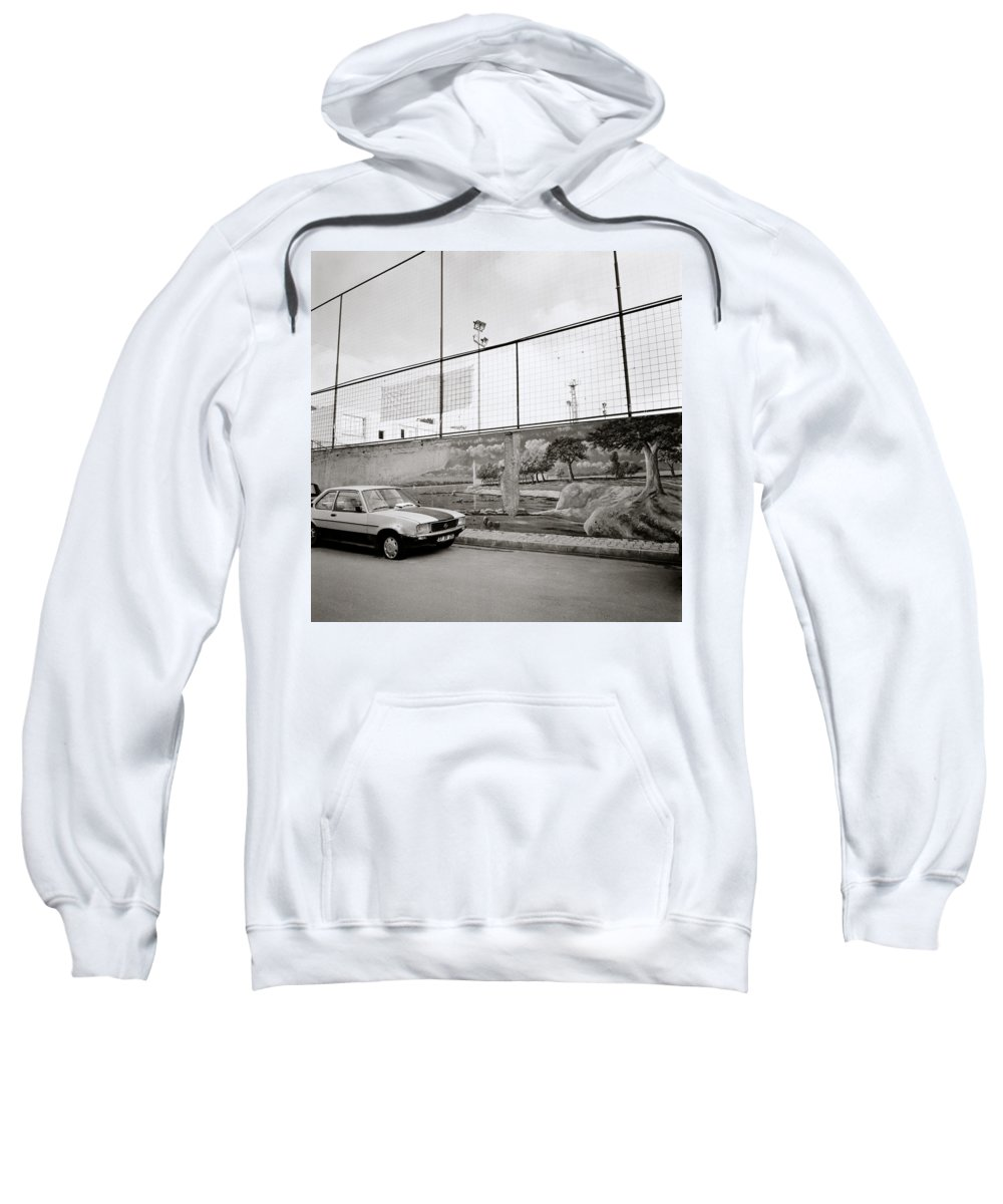 Istanbul Sweatshirt featuring the photograph Urban Istanbul by Shaun Higson