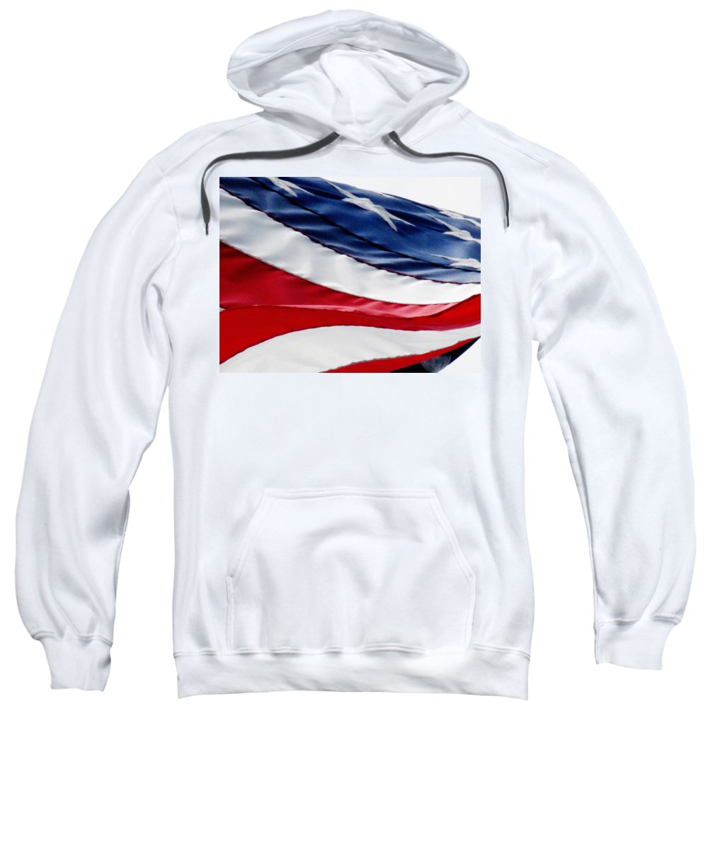 Ron Tackett Sweatshirt featuring the photograph Wrapped by Ron Tackett