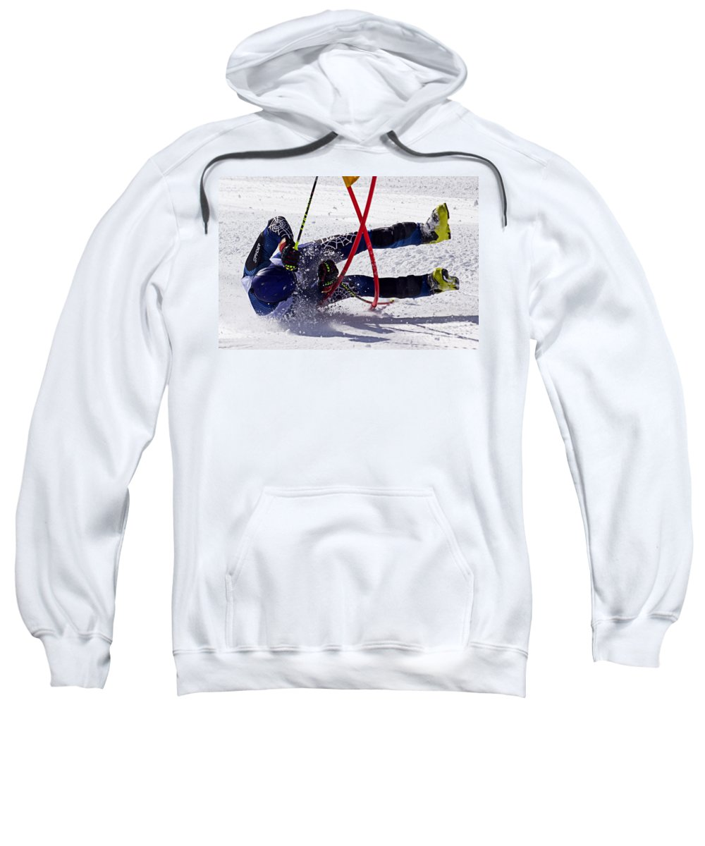 Colorado Sweatshirt featuring the photograph Yard Sale by Bob Hislop