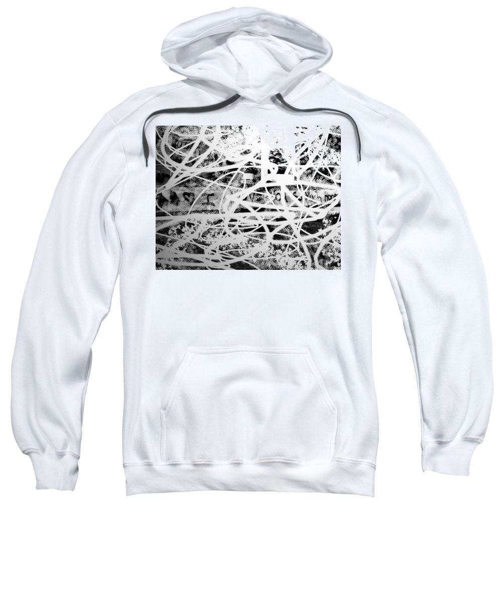 Photographer Framed Prints Sweatshirt featuring the photograph Inconsistent Love by The Artist Project