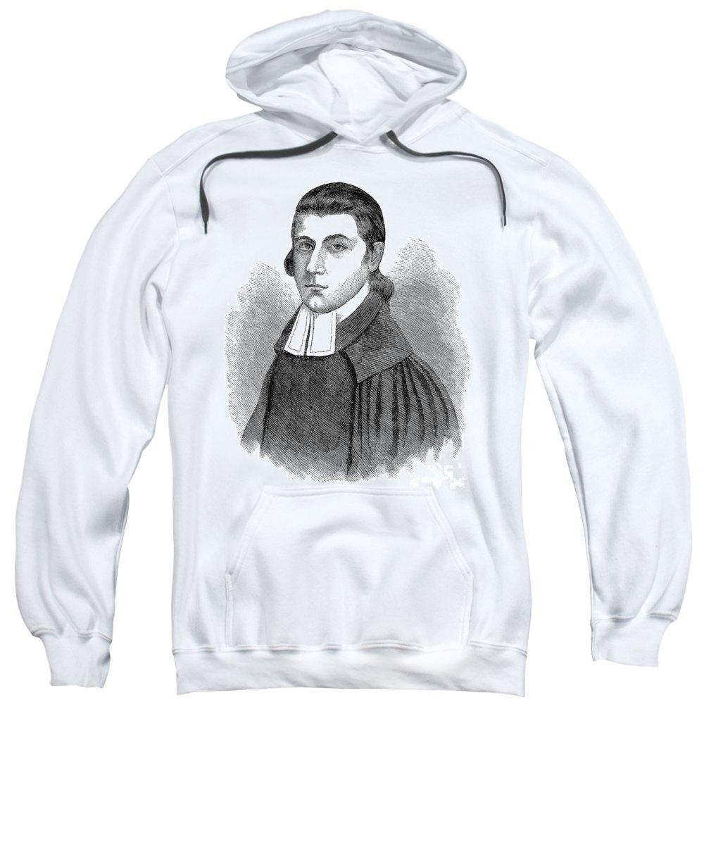 19th Century Sweatshirt featuring the photograph Lyman Beecher (1775-1863) by Granger