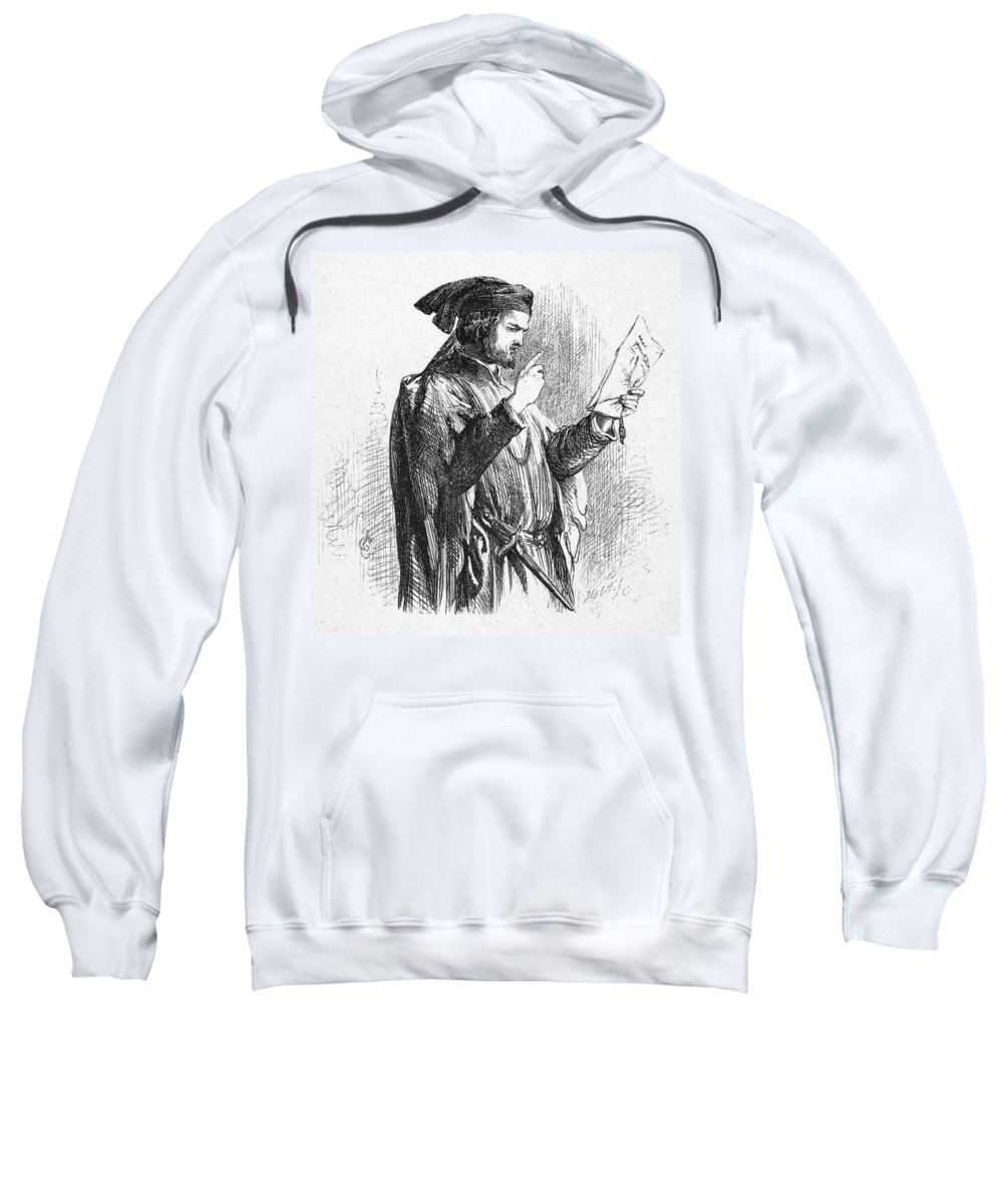 16th Century Sweatshirt featuring the photograph Shakespeare: Henry Iv by Granger