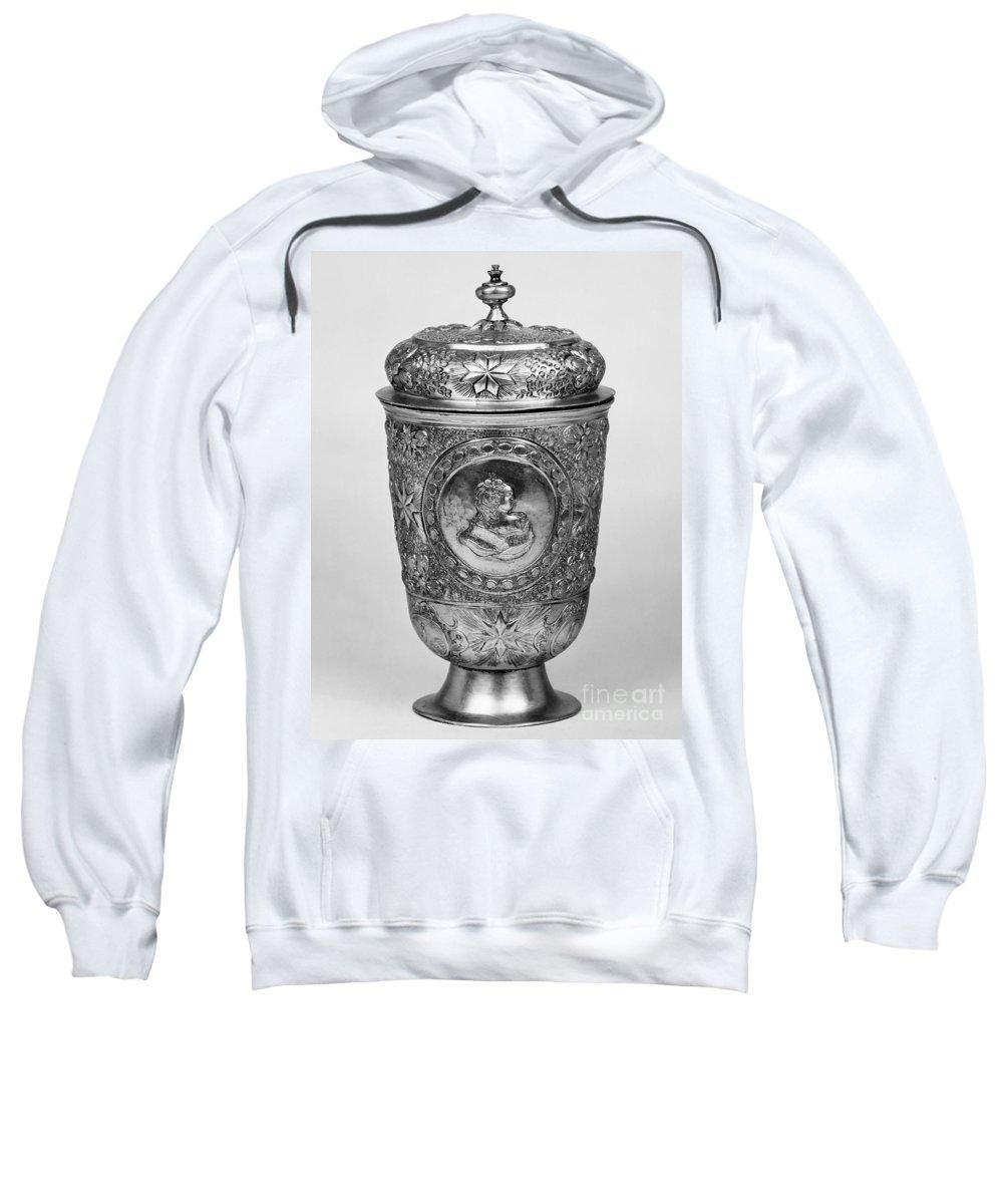 1755 Sweatshirt featuring the photograph Elizabeth Petrovna by Granger