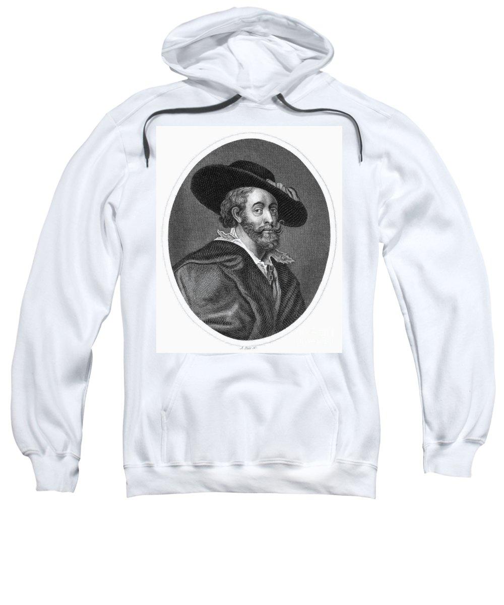 Art Sweatshirt featuring the photograph Peter Paul Rubens by Granger