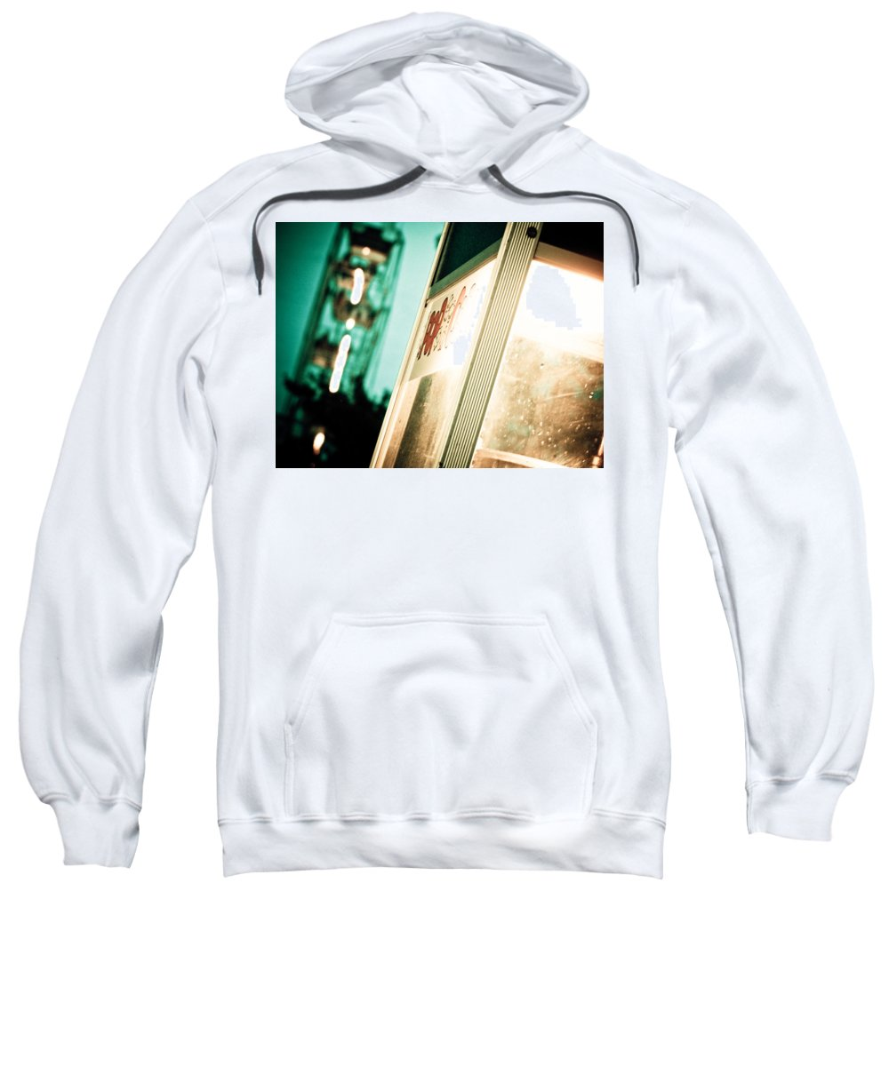 Carnival Sweatshirt featuring the photograph Carnivale by Jessica Brawley