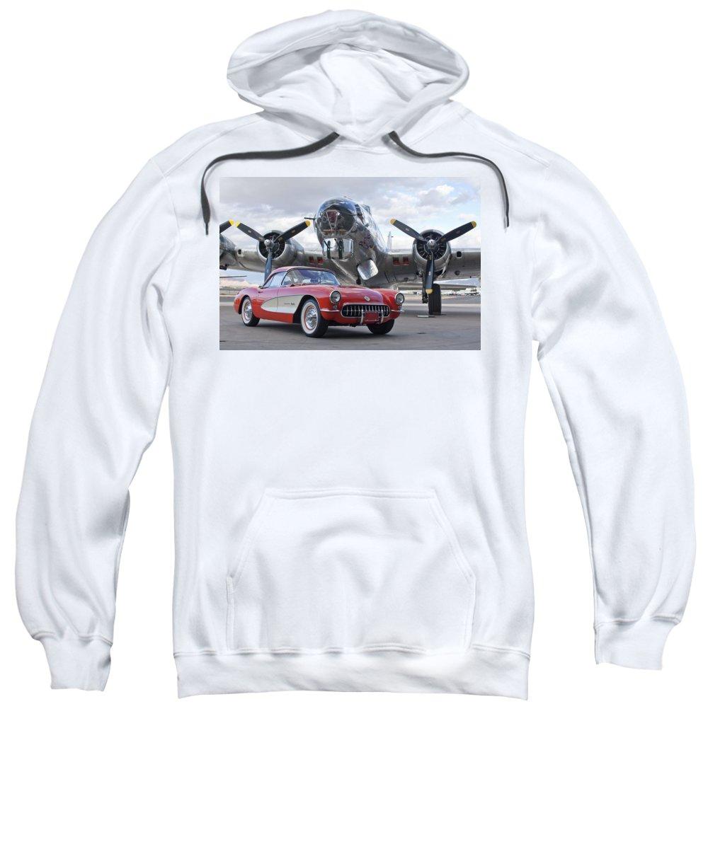Sweatshirt featuring the photograph Cc 08 by Jill Reger