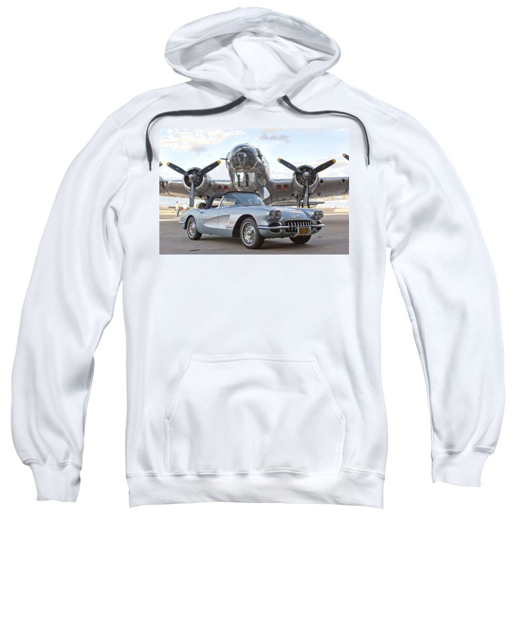 Sweatshirt featuring the photograph Cc 21 by Jill Reger