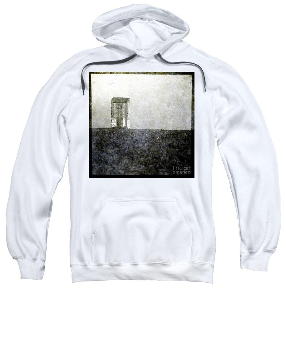 Agricultural Sweatshirt featuring the photograph Devocote by Bernard Jaubert