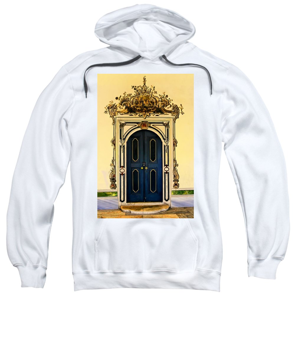 Europe Photo Sweatshirt featuring the photograph Door In Instanbul by Tom Prendergast