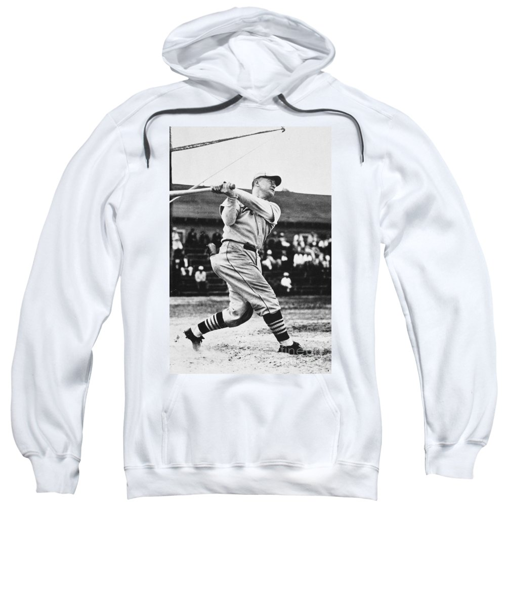 20th Century Sweatshirt featuring the photograph Frankie Frisch (1898-1973) by Granger