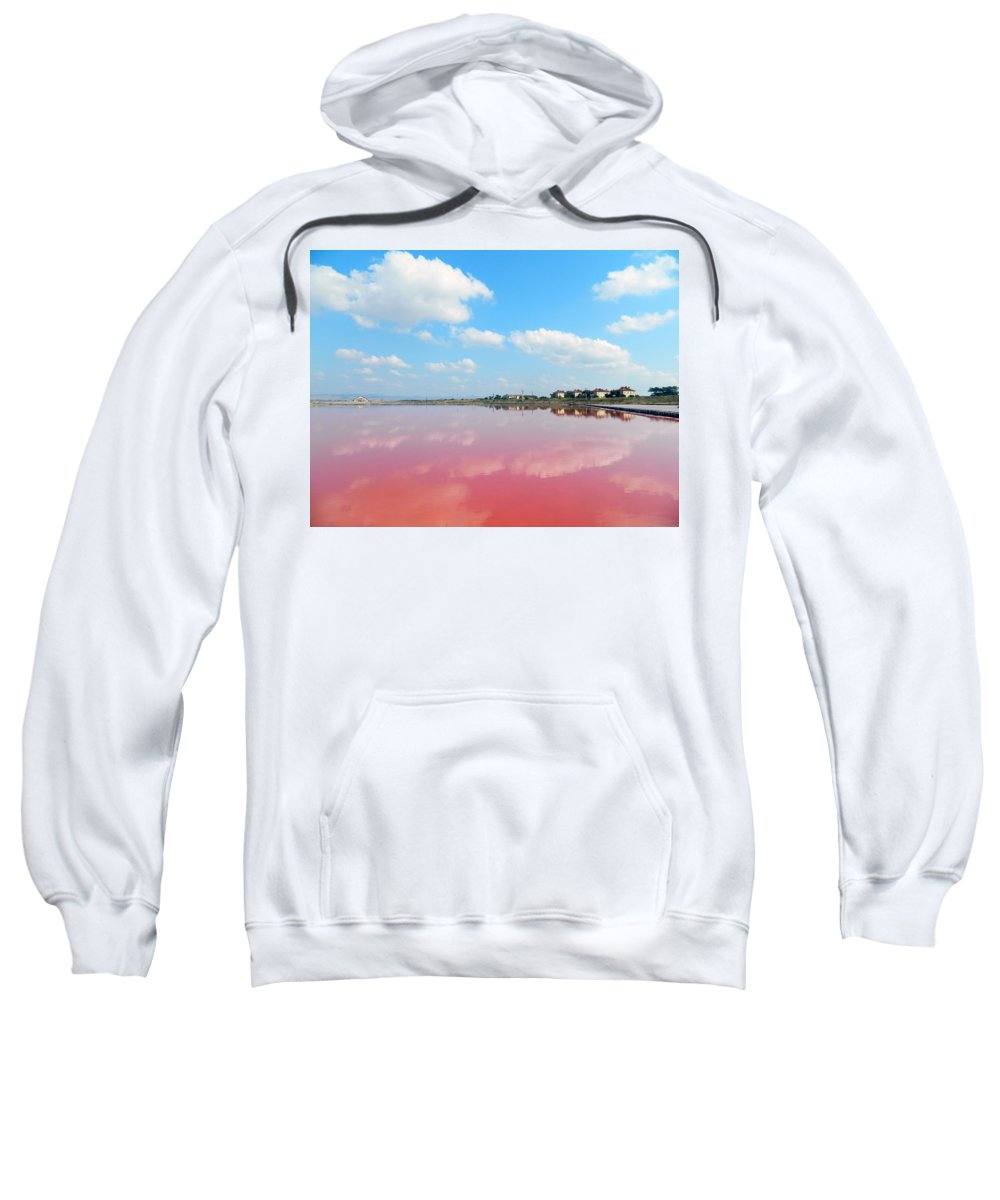 Heaven Sweatshirt featuring the photograph Heaven And Hell by Valentin Emmanouilidis