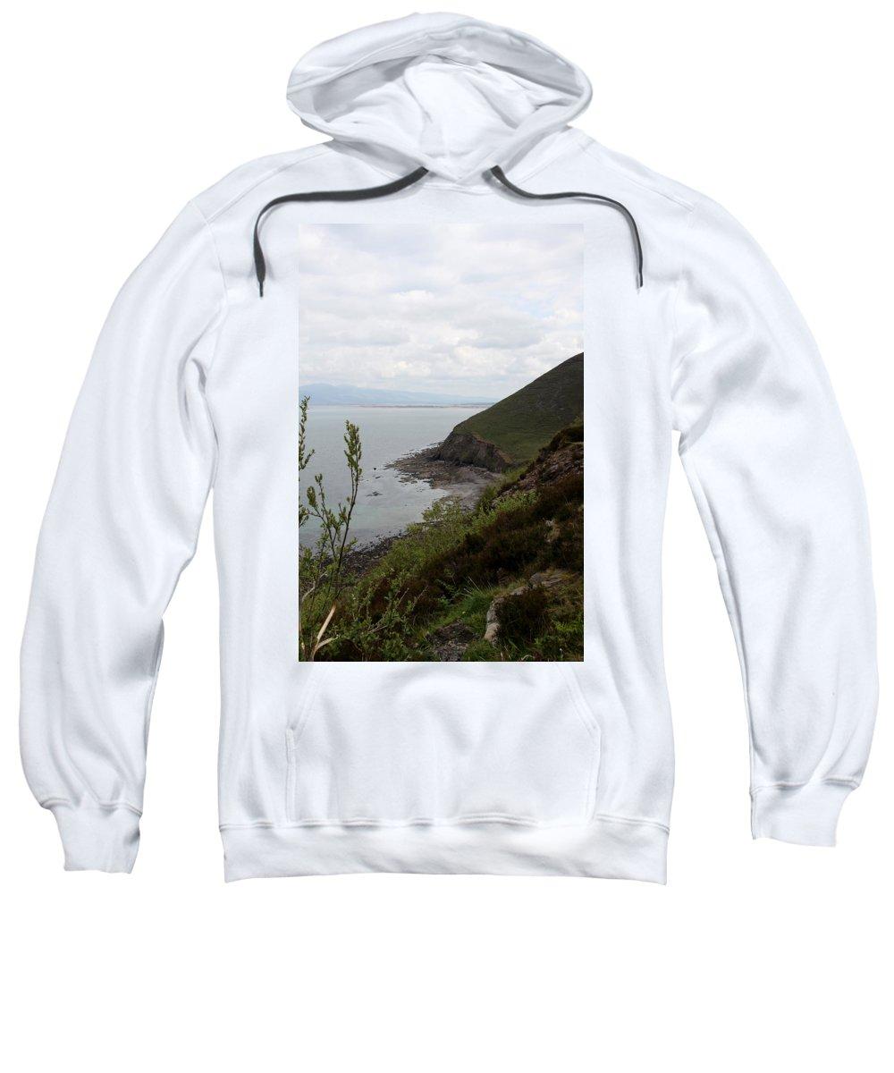 Coast Sweatshirt featuring the photograph Ireland Coast I by Christiane Schulze Art And Photography