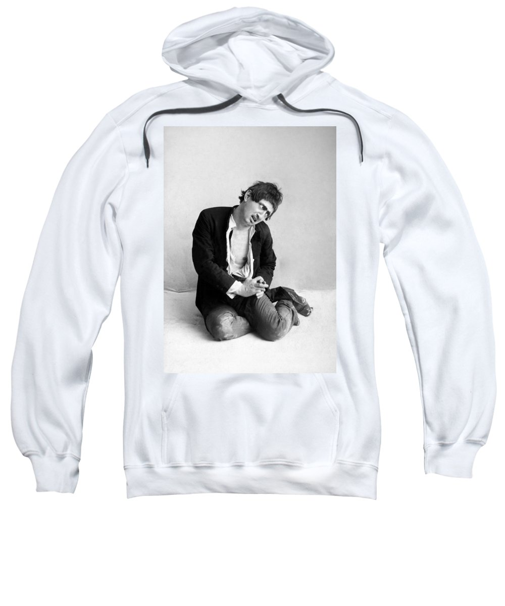19th Century Sweatshirt featuring the photograph Jacob Adler (1855-1926) by Granger