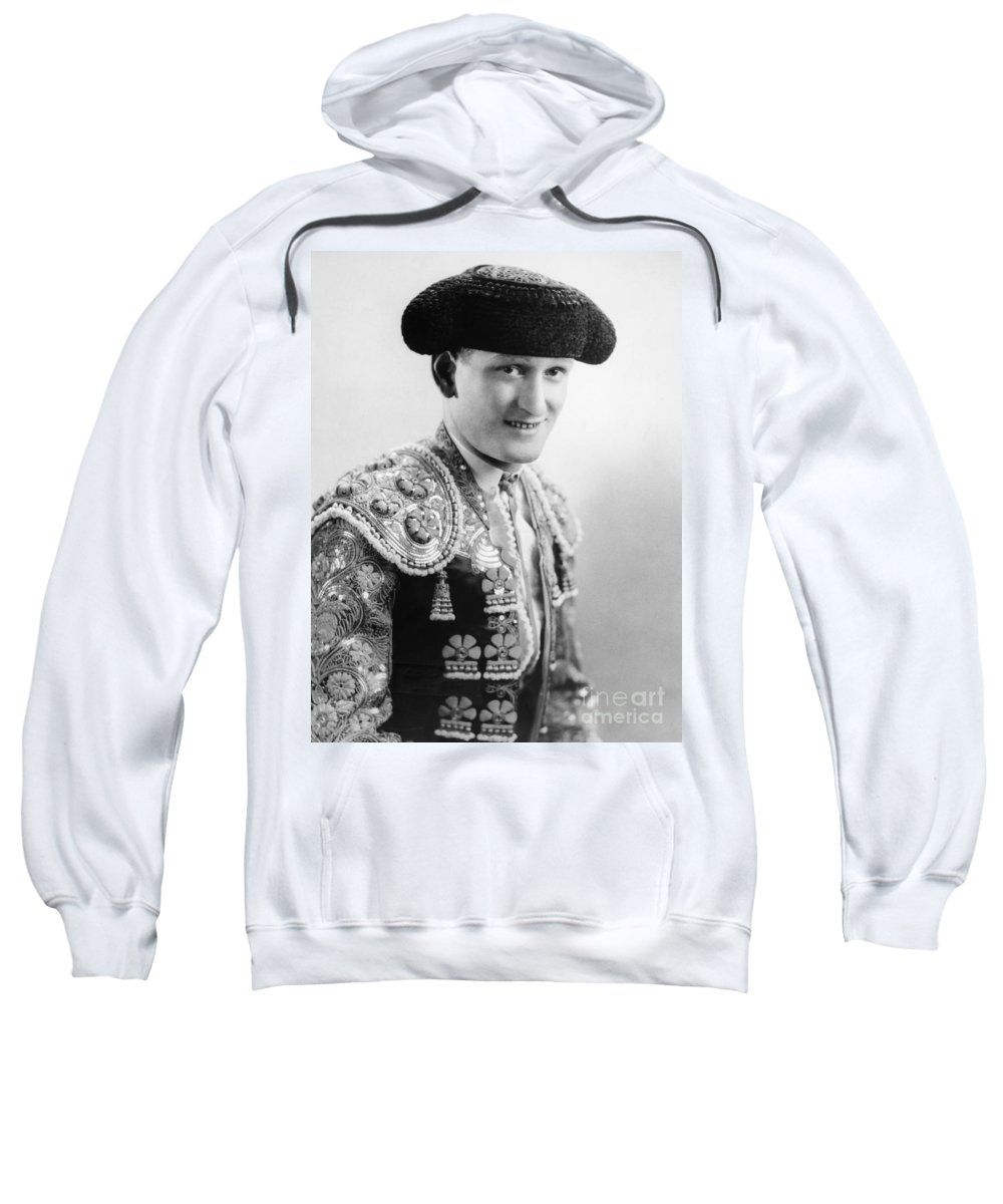 20th Century Sweatshirt featuring the photograph Sidney Franklin (1903-1976) by Granger