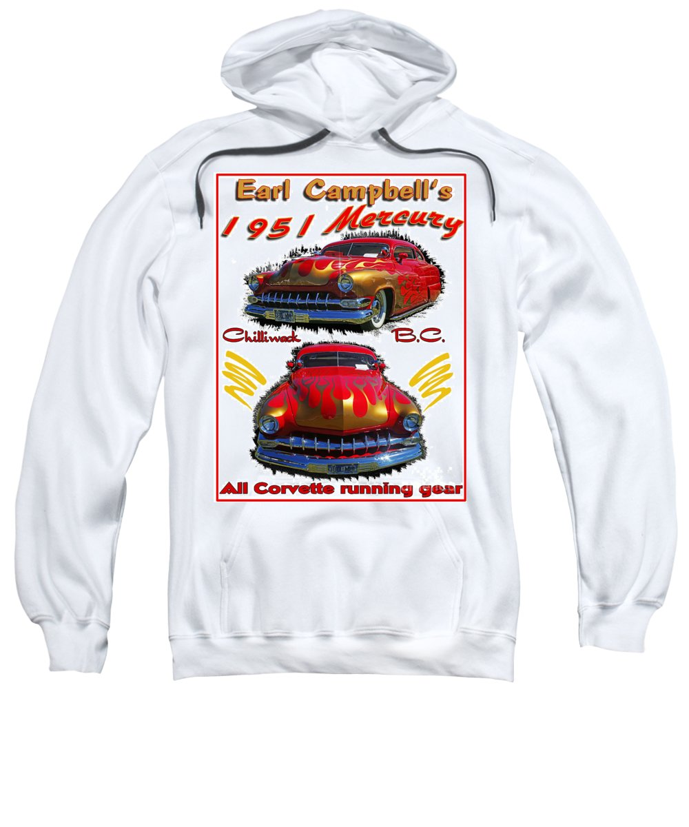 Signboards Sweatshirt featuring the photograph Signboard by Randy Harris