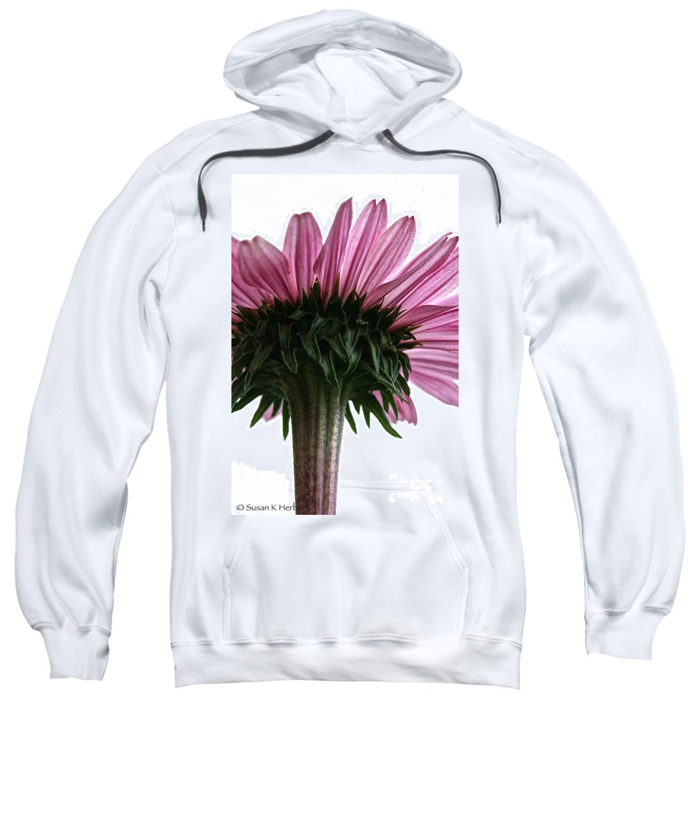 Minnesota Sweatshirt featuring the photograph Sky High by Susan Herber