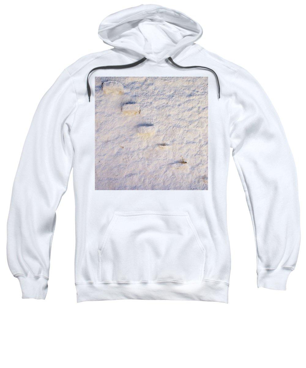 Jouko Lehto Sweatshirt featuring the photograph Steps Of The Wall by Jouko Lehto