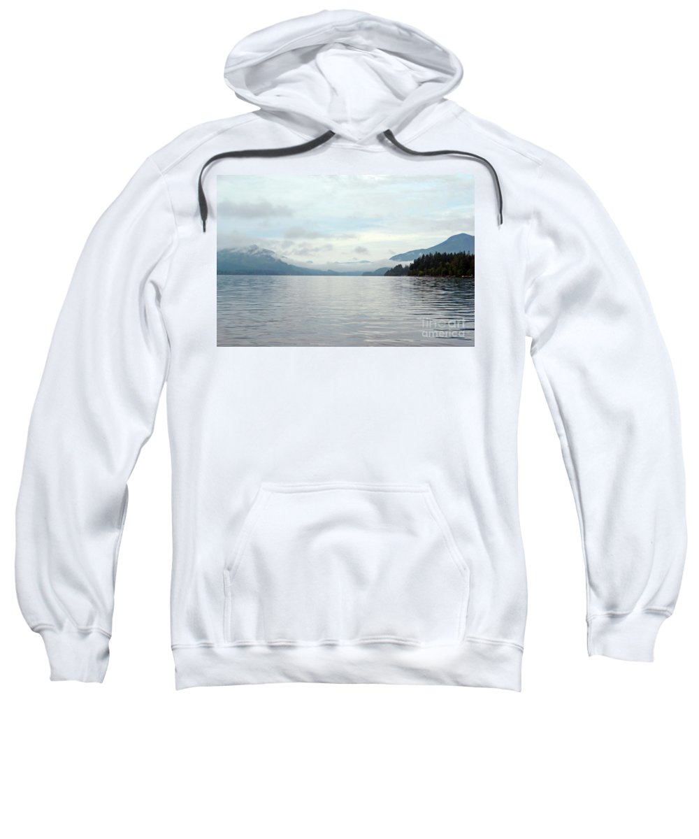 Ocean Sweatshirt featuring the photograph Sunrise4 by Traci Cottingham
