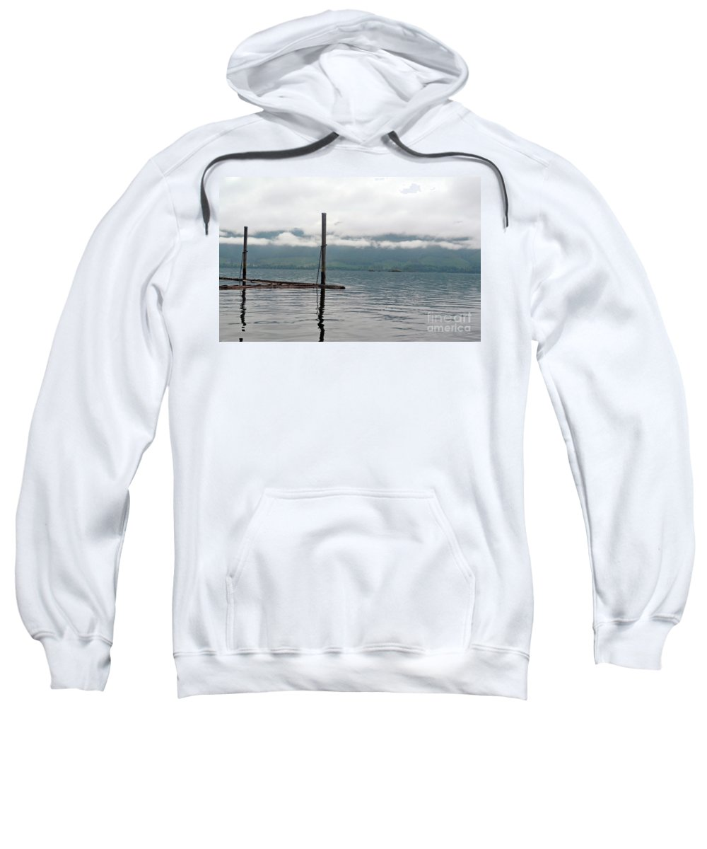 Ocean Sweatshirt featuring the photograph Sunrise5 by Traci Cottingham