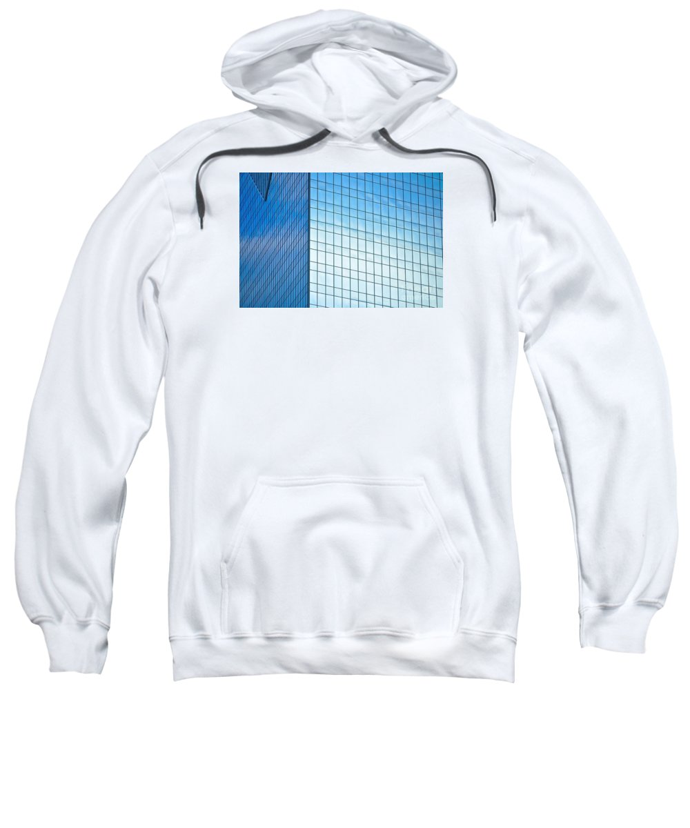 Sweatshirt featuring the photograph Tower 2 by Eric Grissom